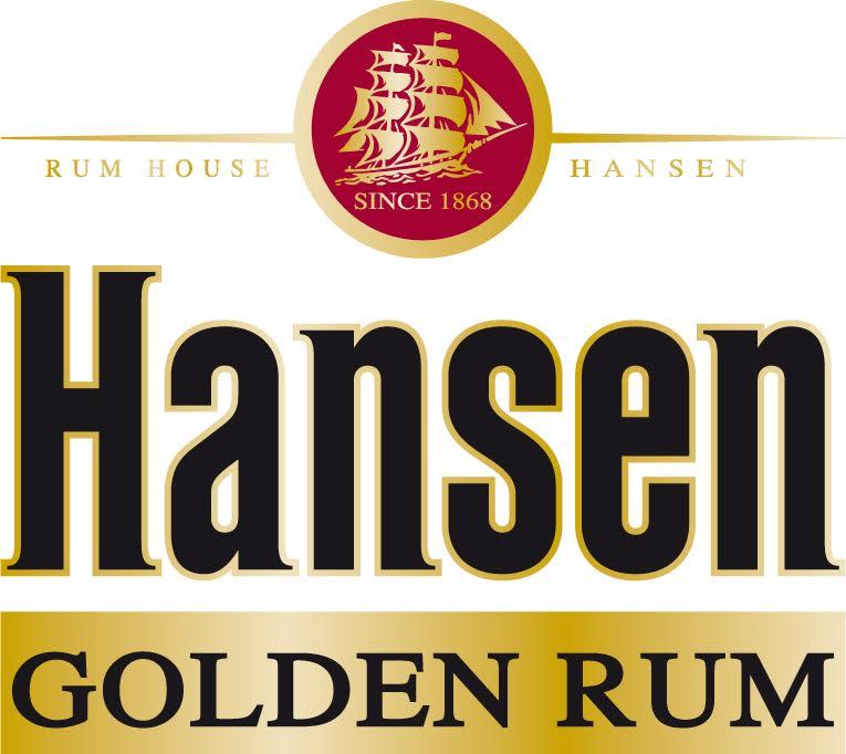 HANSEN GOLDEN RUM